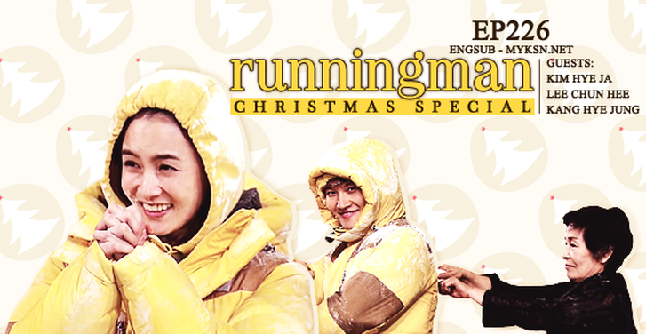 RUNNING MAN EPISODE 226 360P 720P [KSN] - ZUL TECH